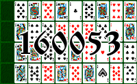 Solitaire №160053