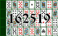 Solitaire №162519