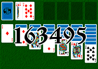 Solitaire №163495