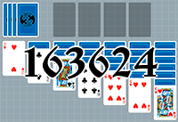 Solitaire №163624