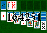Solitaire №164251