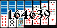 Solitaire №164639