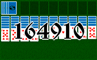 Solitaire №164910