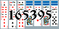 Solitaire №165395