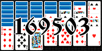 Solitaire №169503