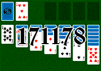 Solitaire №171178
