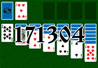 Solitaire №171304