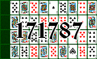 Solitaire №171787
