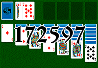 Solitaire №172597