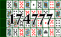 Solitaire №174777