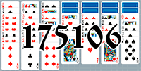 Solitaire №175106