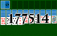 Solitaire №177514