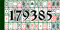 Solitaire №179385