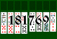 Solitaire №181769
