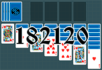 Solitaire №182120