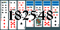 Solitaire №182548