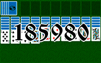 Solitaire №185980