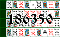 Solitaire №186350