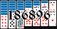 Solitaire №186896