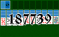 Solitaire №187739