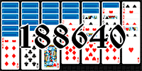 Solitaire №188640