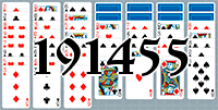 Solitaire №191455