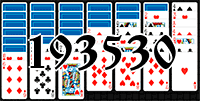 Solitaire №193530
