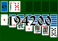 Solitaire №194200