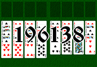 Solitaire №196138