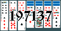 Solitaire №197137