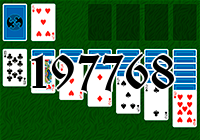 Solitaire №197768