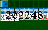 Solitaire №202248