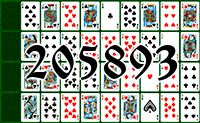 Solitaire №205893