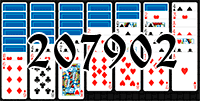 Solitaire №207902