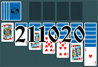 Solitaire №211020