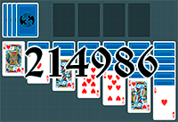 Solitaire №214986