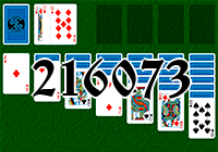 Solitaire №216073