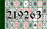 Solitaire №219263