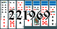 Solitaire №221969