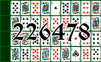 Solitaire №226478