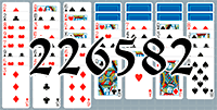 Solitaire №226582