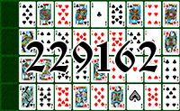 Solitaire №229162