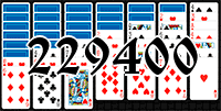 Solitaire №229400