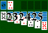 Solitaire №232425