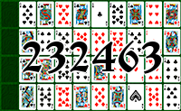 Solitaire №232463