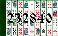 Solitaire №232840