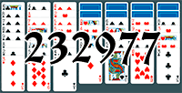 Solitaire №232977