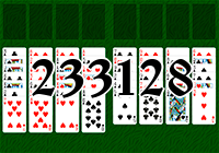 Solitaire №233128