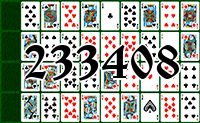 Solitaire №233408
