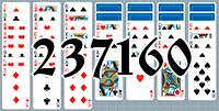 Solitaire №237160